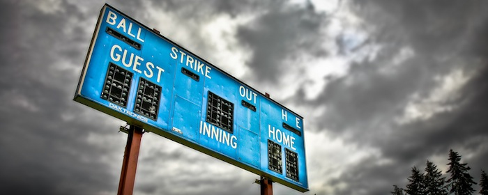 The Scandal of Keeping Score